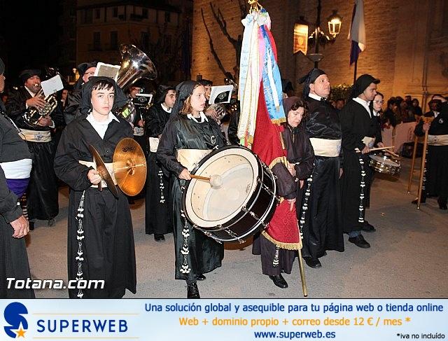 Procesión Jueves Santo - Semana Santa Totana 2016 - 465