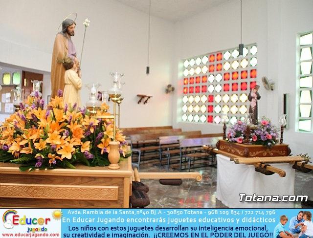 Procesión Fiestas Las Lomas El Paretón 2017 - 17
