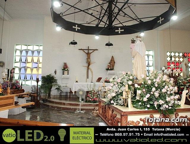 Procesión Fiestas Las Lomas El Paretón 2017 - 19