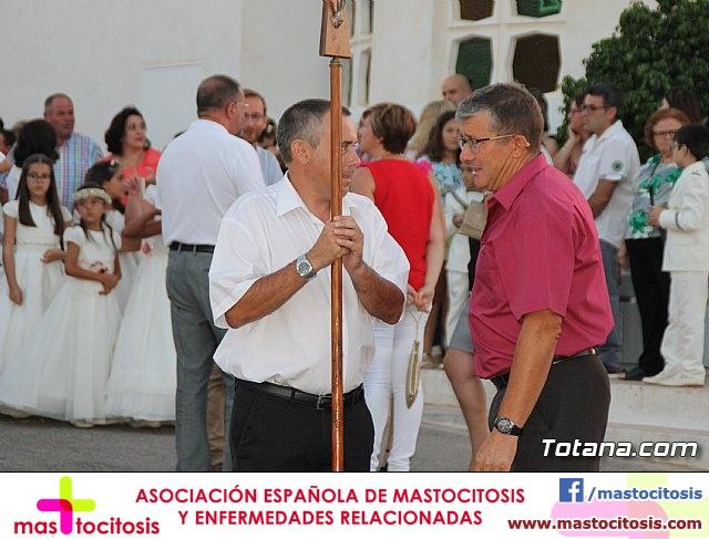 Procesión Fiestas Las Lomas El Paretón 2017 - 22