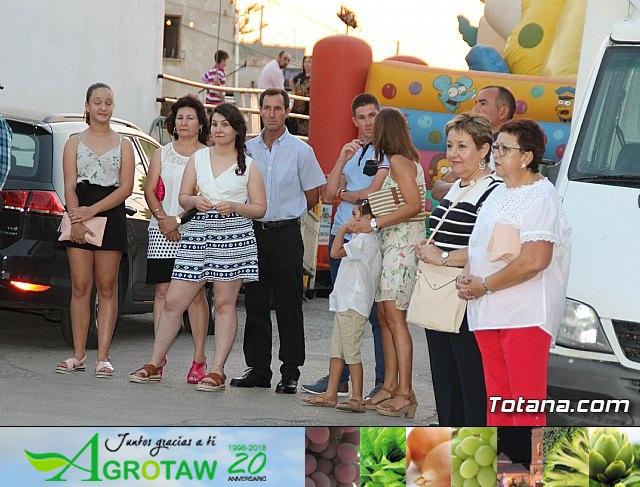 Procesión Fiestas Las Lomas El Paretón 2017 - 23