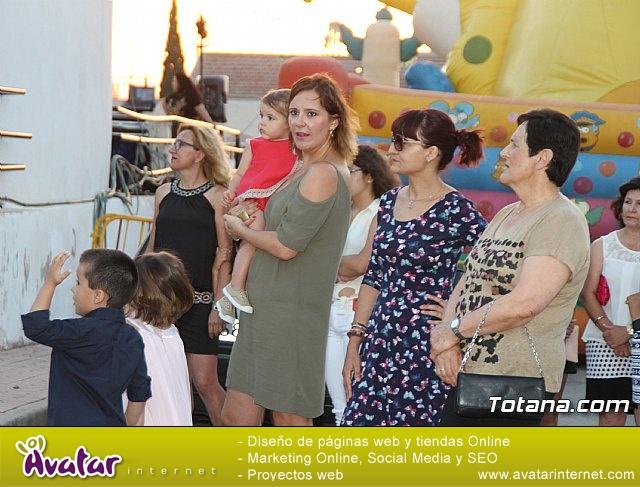 Procesión Fiestas Las Lomas El Paretón 2017 - 28