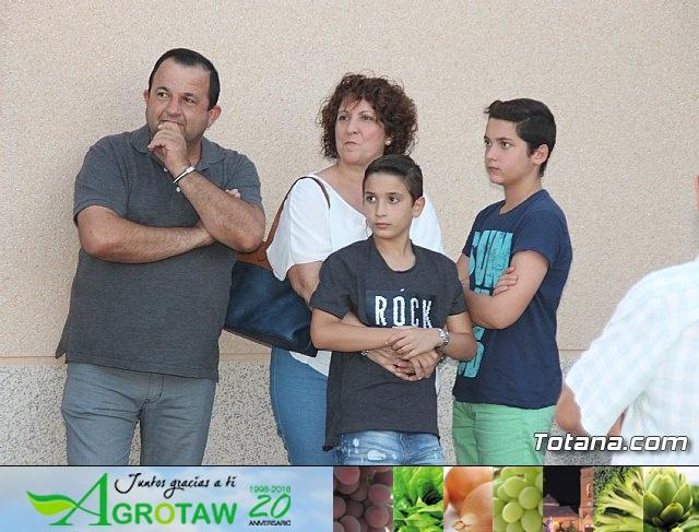 Procesión Fiestas Las Lomas El Paretón 2017 - 33