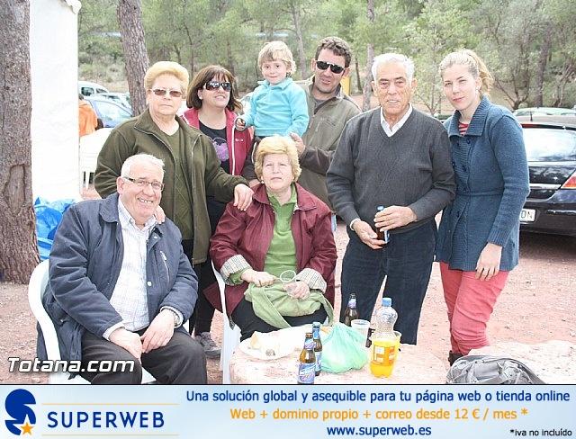 Jornada de convivencia en La Santa. Hermandades y Cofradías. 14/04/2012 - 130