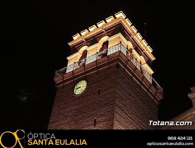El templo parroquial de Santiago el Mayor - 1