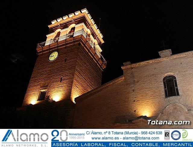 El templo parroquial de Santiago el Mayor - 2