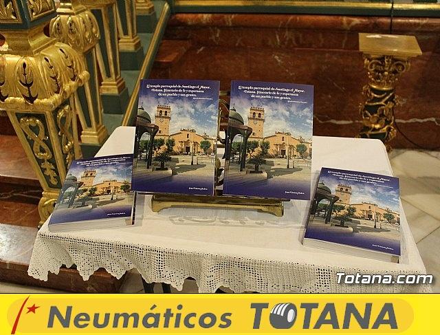 El templo parroquial de Santiago el Mayor - 3