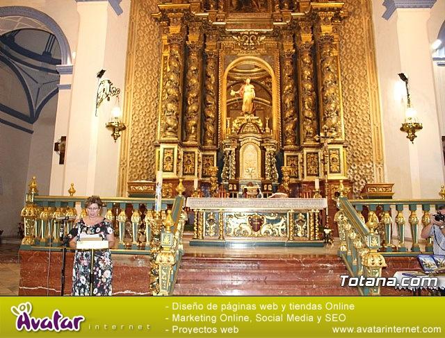El templo parroquial de Santiago el Mayor - 5