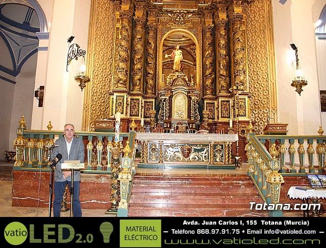 El templo parroquial de Santiago el Mayor - 11
