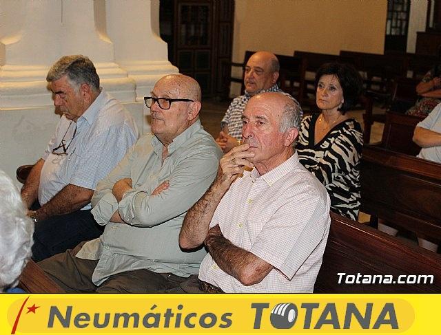 El templo parroquial de Santiago el Mayor - 13