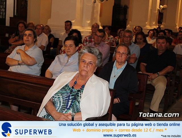 El templo parroquial de Santiago el Mayor - 14