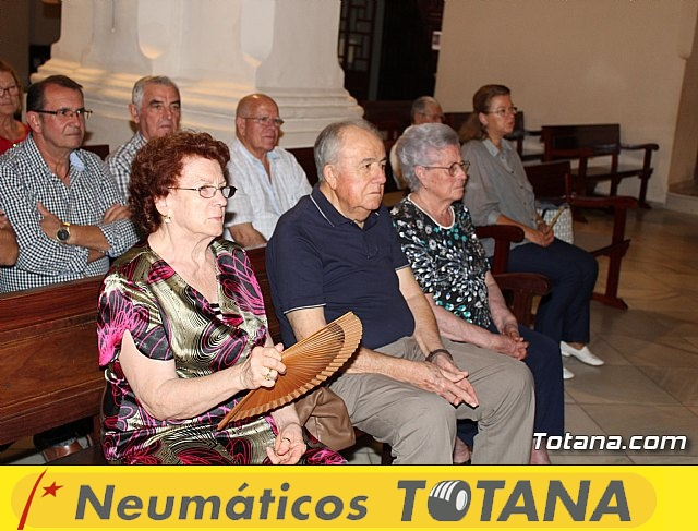 El templo parroquial de Santiago el Mayor - 18