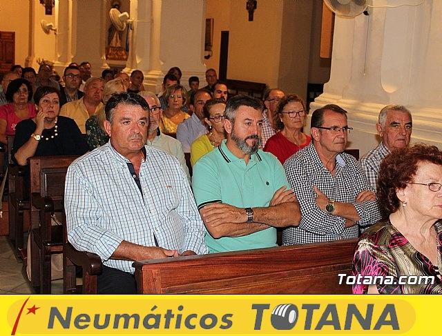 El templo parroquial de Santiago el Mayor - 19