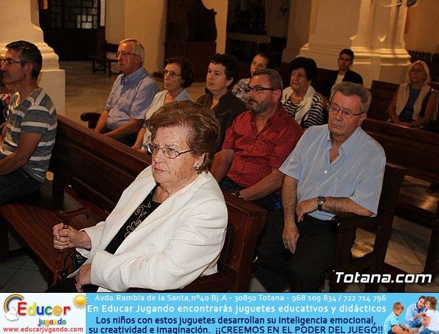El templo parroquial de Santiago el Mayor - 22