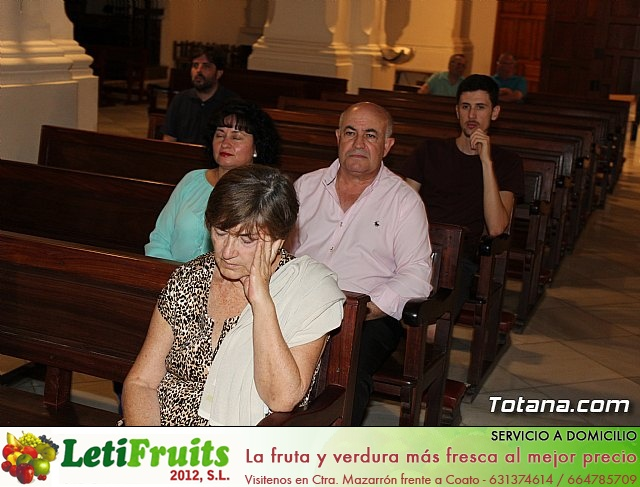 El templo parroquial de Santiago el Mayor - 25