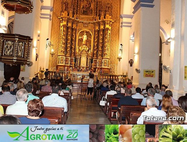 El templo parroquial de Santiago el Mayor - 27