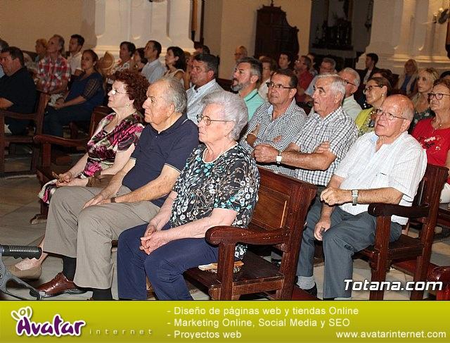 El templo parroquial de Santiago el Mayor - 28