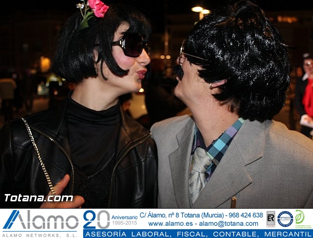 Martes de Carnaval - Noche de las máscaras 2016 - 10
