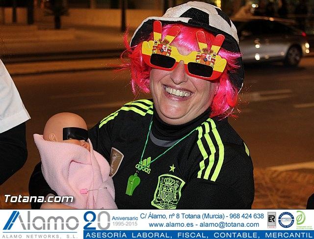 Martes de Carnaval - Noche de las máscaras 2016 - 14