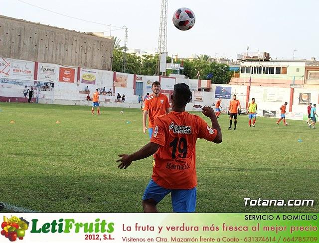 Olímpico de Totana Vs CAP Ciudad de Murcia (3-1) - 10