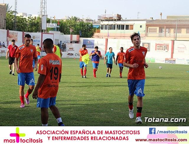 Olímpico de Totana Vs CAP Ciudad de Murcia (3-1) - 11