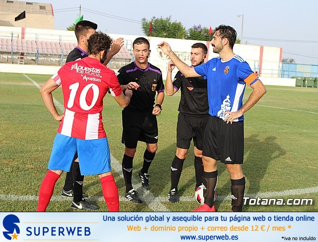 Olímpico de Totana Vs CAP Ciudad de Murcia (3-1) - 35