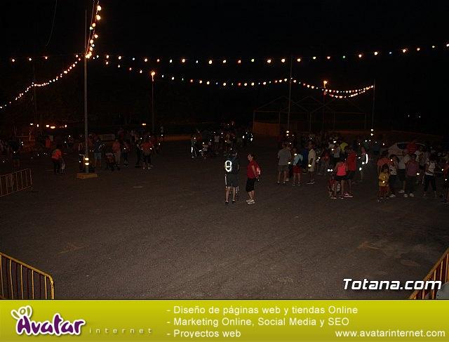 Ruta Senderista Nocturna. Fiestas de El Paretón-Cantareros 2018 - 1