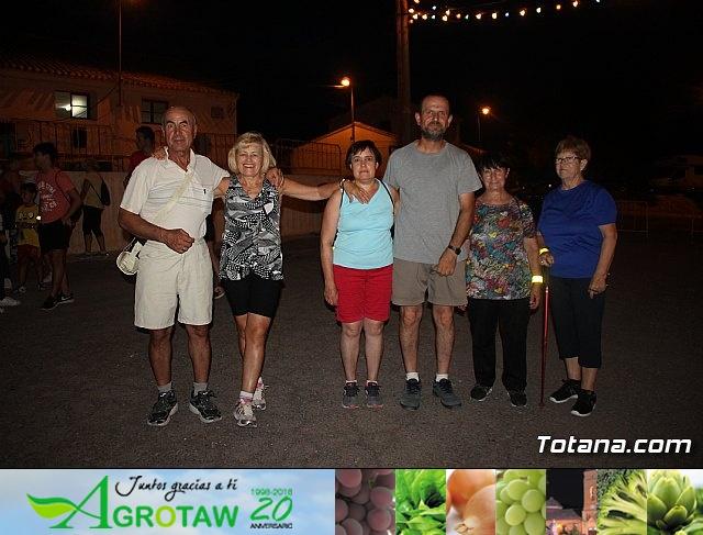 Ruta Senderista Nocturna. Fiestas de El Paretón-Cantareros 2018 - 3