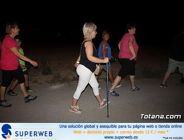 Ruta Senderista Nocturna. Fiestas de El Paretón-Cantareros 2018 - 35