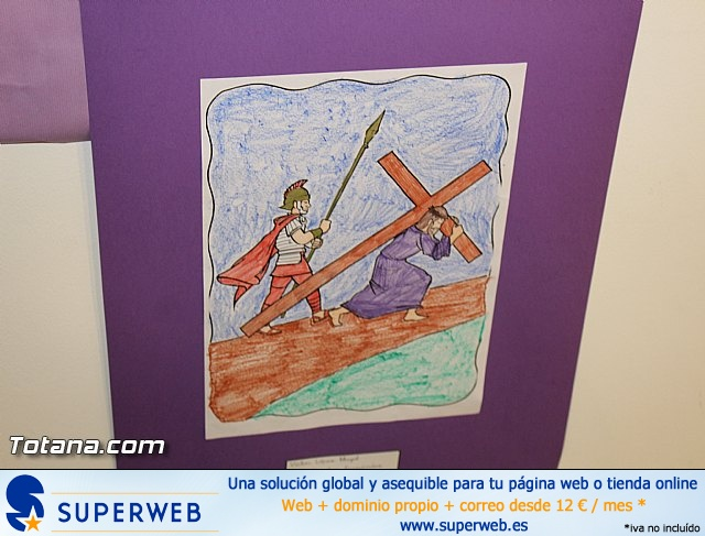 Exposici�n As� ven los ni�os la Semana Santa - 2016 - 22