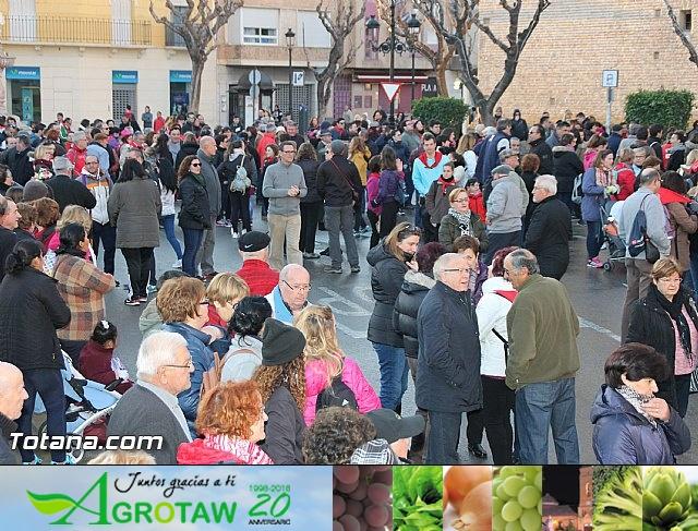Romería Santa Eulalia 7 enero 2017 - Reportaje I (Totana, el Rulo) - 37