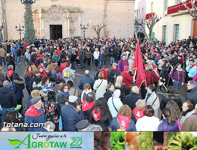Romería Santa Eulalia 7 enero 2017 - Reportaje I (Totana, el Rulo) - 45