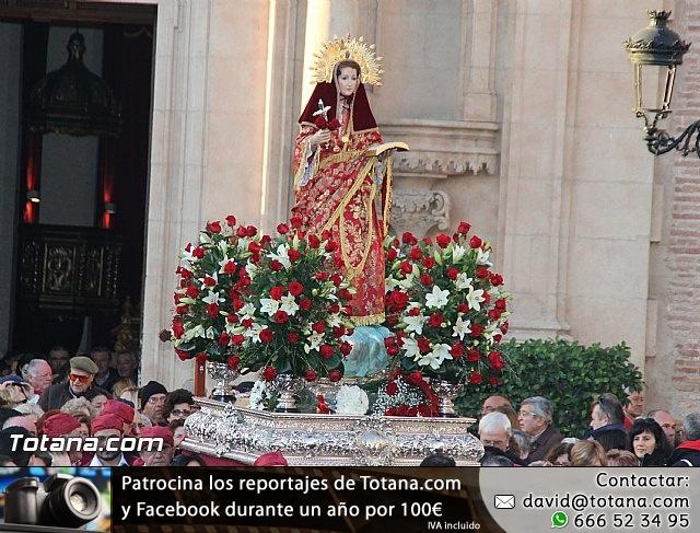 Romería Santa Eulalia 7 enero 2017 - Reportaje I (Totana, el Rulo) - 58