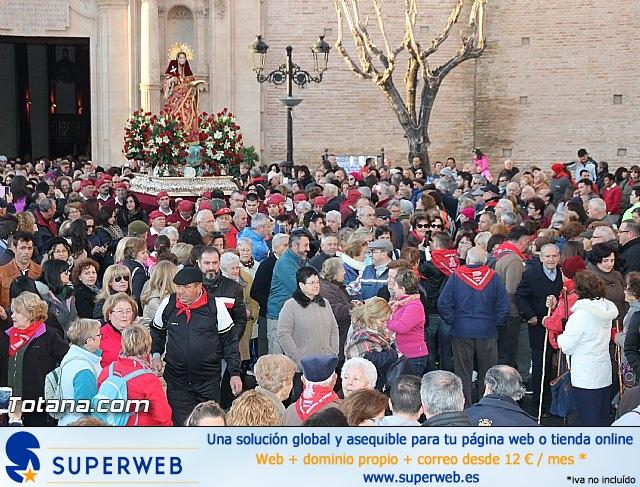 Romería Santa Eulalia 7 enero 2017 - Reportaje I (Totana, el Rulo) - 59