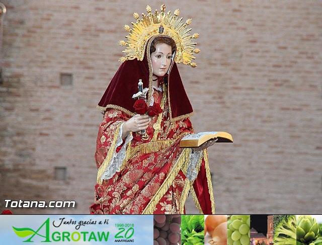 Romería Santa Eulalia 7 enero 2017 - Reportaje I (Totana, el Rulo) - 62