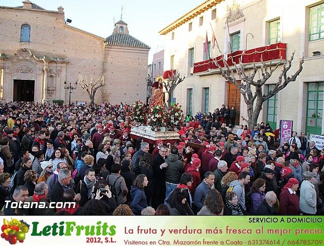 Romería Santa Eulalia 7 enero 2017 - Reportaje I (Totana, el Rulo) - 65