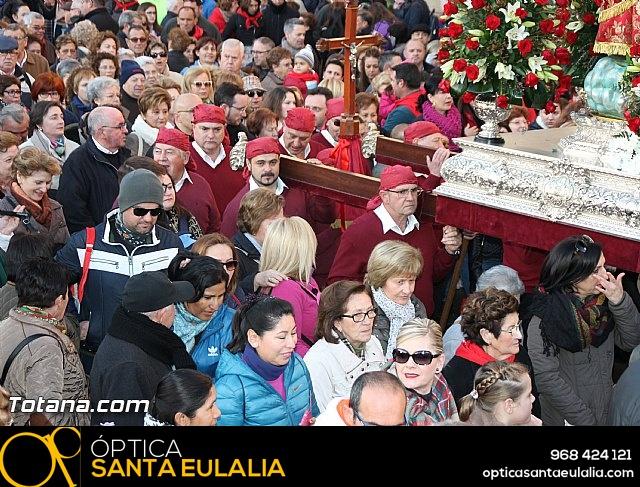 Romería Santa Eulalia 7 enero 2017 - Reportaje I (Totana, el Rulo) - 68