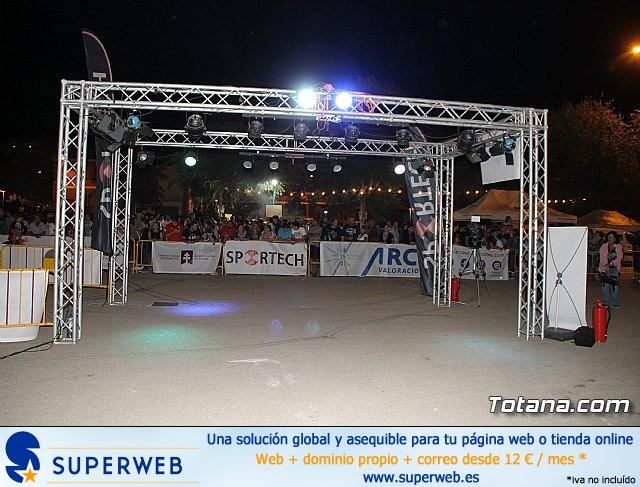 Presentación de los pilotos y vehículos Rally Subida a La Santa 2017 - 1