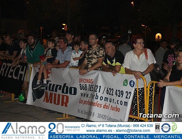 Presentación de los pilotos y vehículos Rally Subida a La Santa 2017 - 4