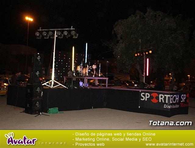 Presentación de los pilotos y vehículos Rally Subida a La Santa 2017 - 12