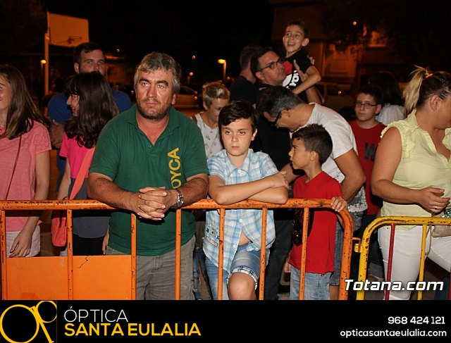 Presentación de los pilotos y vehículos Rally Subida a La Santa 2017 - 13