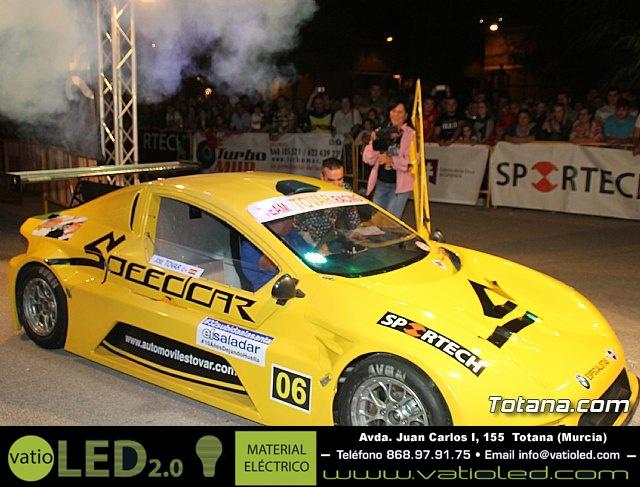Presentación de los pilotos y vehículos Rally Subida a La Santa 2017 - 22