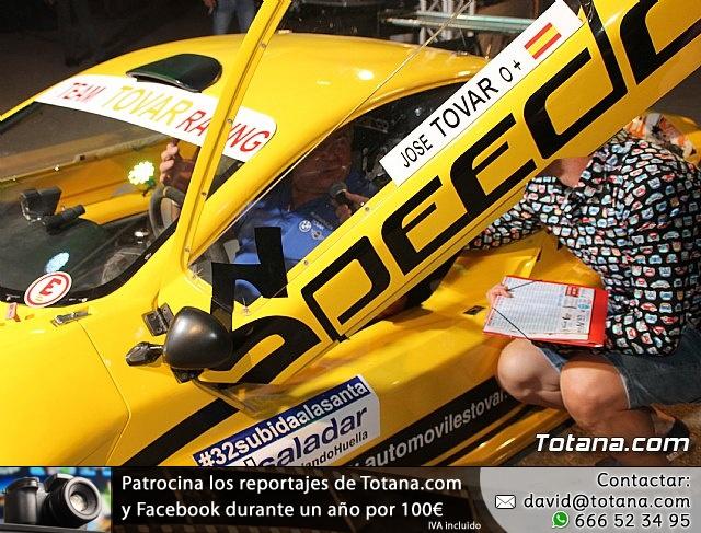 Presentación de los pilotos y vehículos Rally Subida a La Santa 2017 - 25