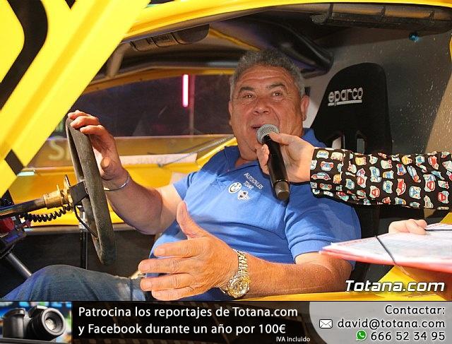 Presentación de los pilotos y vehículos Rally Subida a La Santa 2017 - 26