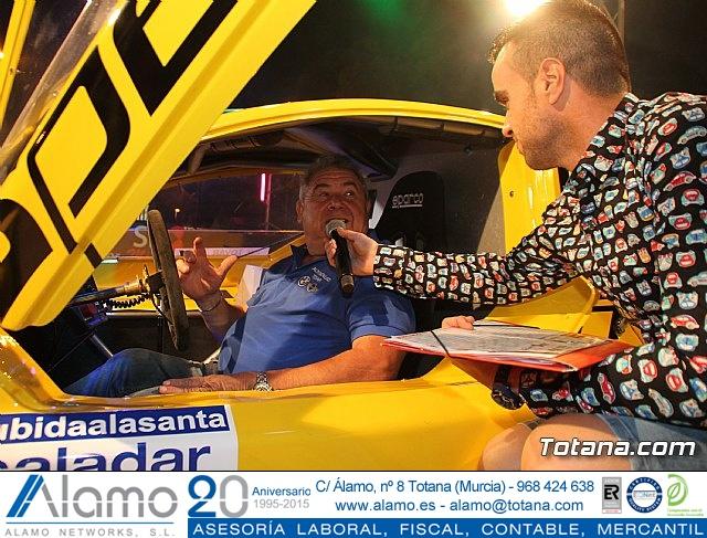 Presentación de los pilotos y vehículos Rally Subida a La Santa 2017 - 27