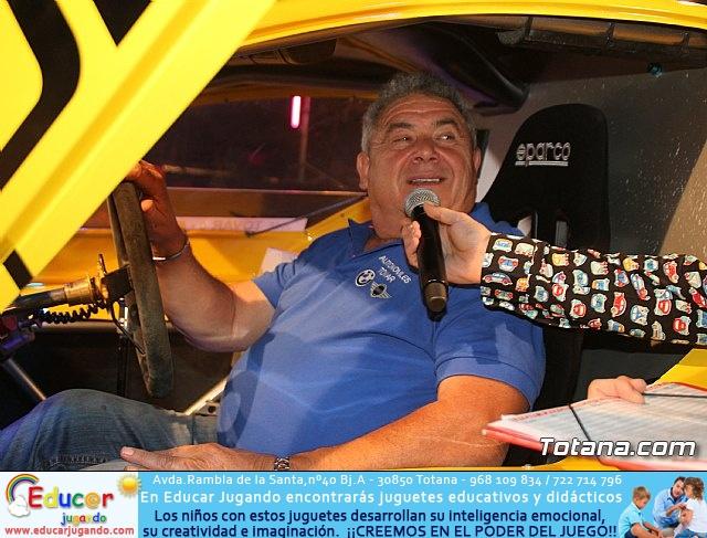Presentación de los pilotos y vehículos Rally Subida a La Santa 2017 - 28