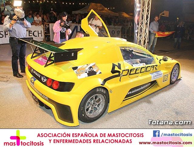 Presentación de los pilotos y vehículos Rally Subida a La Santa 2017 - 31