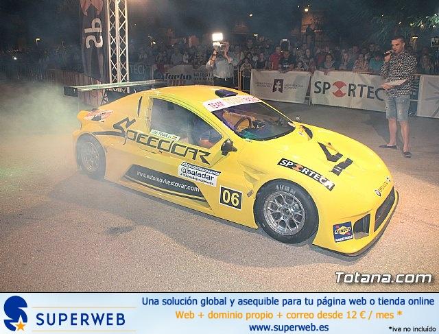 Presentación de los pilotos y vehículos Rally Subida a La Santa 2017 - 33