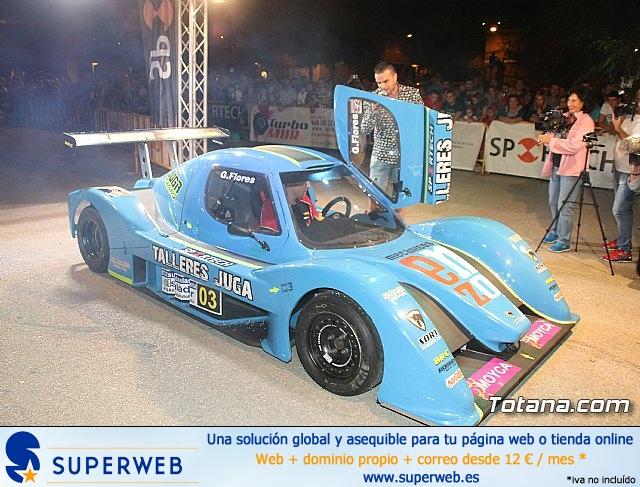 Presentación de los pilotos y vehículos Rally Subida a La Santa 2017 - 35