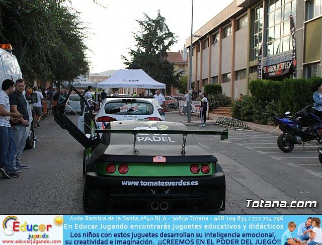 Verificaciones técnicas Rally Subida a La Santa 2017 - 1